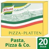 Knorr Pizza Platten 1x8kg -