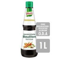 Knorr Professional Konzentrierte Bouillon Gemüse  1L