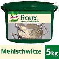Knorr Roux weisse Mehlschwitze GLUTENFREI 5 KG -