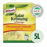 Knorr Salatkrönung flüssig Thousand Islands 5 L -