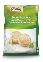 Caterline Serviettenknödel gekocht, geschnitten 1 KG (20 Stk. à ca. 50 g) -