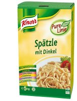 Knorr Spätzle mit Dinkel 5 KG -
