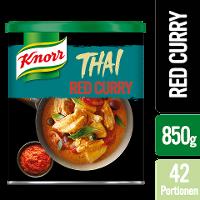 Knorr Thai Red Curry Paste 850 g - Authentische Produkte mit Zutaten aus Thailand.