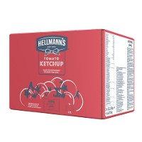 Hellmann's Tomato Ketchup - Beutel für Dispenser 3 x 2.5 KG -