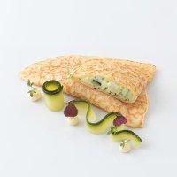 Caterline Zucchini-Kräuter-Palatschini 2,1 KG (30 Stk. à ca. 70 g) -