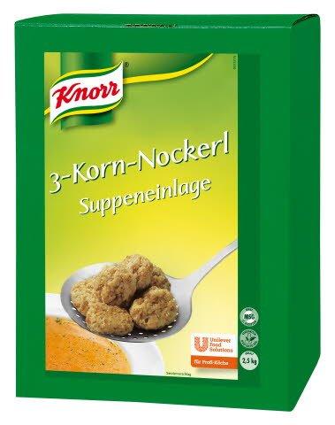 Knorr 3-Korn-Nockerl 2,5 KG