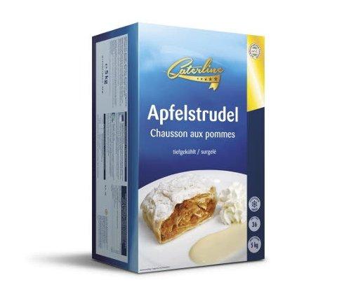 Caterline Apfelstrudel 5 KG (6 Stk. á ca. 140 g) -