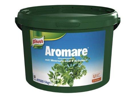 Knorr Aromare Streuwürze mit Meersalz und Kräutern 5 KG