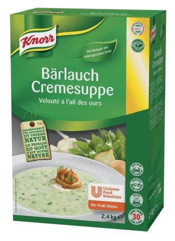 Knorr Bärlauch Cremesuppe 2,4 KG
