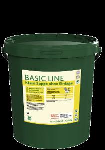 Basic Line Klare Suppe ohne Einlage 12,5 KG -