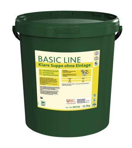 Basic Line Klare Suppe ohne Einlage 12,5 KG