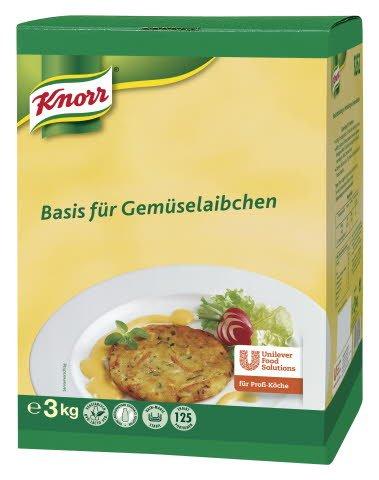 Knorr Basis für Gemüselaibchen 3 KG