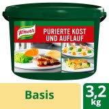 Knorr Basis für pürierte Kost und Auflauf 3,2 kg - Aber die Lebensfreude steigt, wenn es schmeckt und dabei noch gut aussieht.