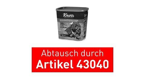 Knorr Basis für Salatdressing Italian 100% natürliche Zutaten 500 g -