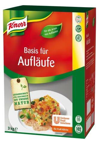 Knorr Basis Mix für Aufläufe 3 KG