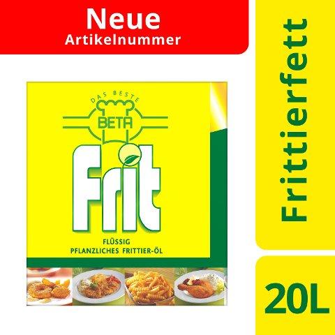 Beta Frit Öl flüssig BIB 20L -