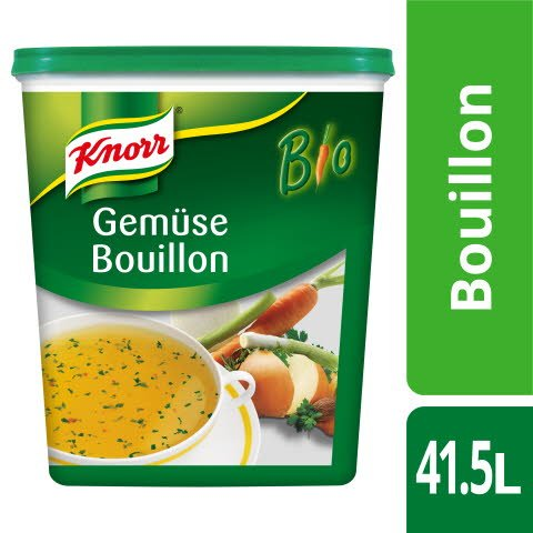 Knorr Bio Gemüse Bouillon 1 KG