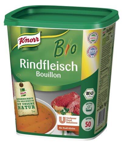 Knorr Bio Rindfleisch Bouillon 1 KG