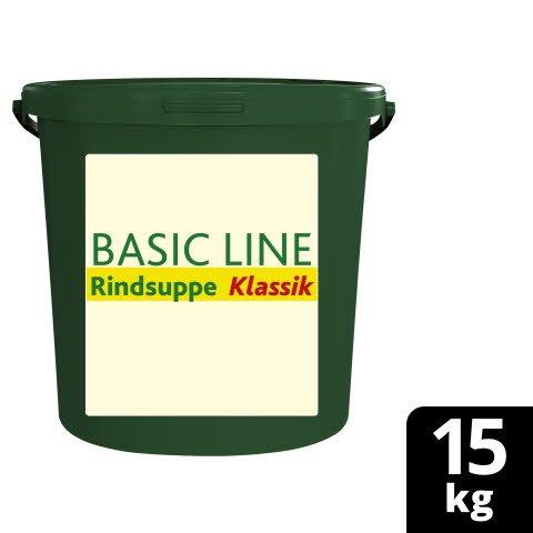 Basic Line Rindsuppe 15 KG
