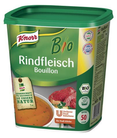 Knorr BPw Beef Bouillon 3427 ORG FS 1 KG -