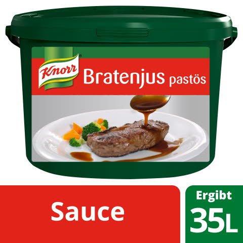 Knorr Bratenjus pastös 3,5 KG
