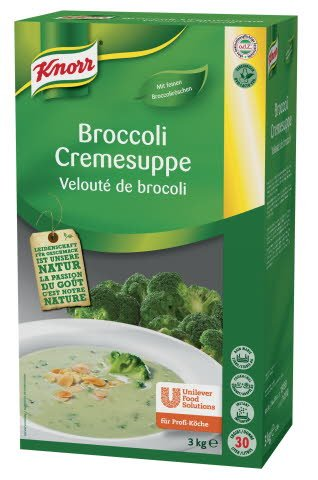 Knorr Broccoli Cremesuppe 3 KG