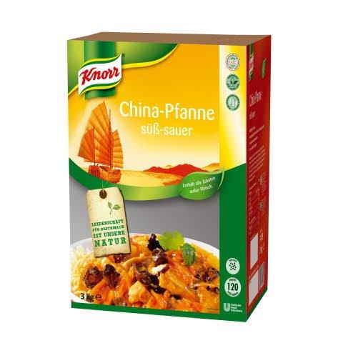 Knorr China-Pfanne süß-sauer 3 KG -