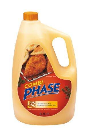 Phase Combi Phase - flüssige Pflanzenölzubereitung für den Einsatz im Combidämpfer 3,7 L -