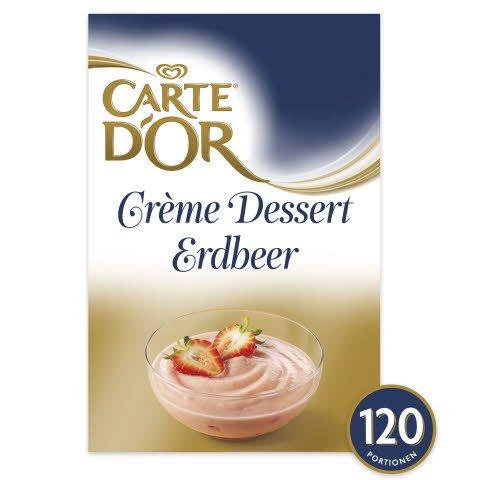 Carte D'or Crème Dessert Erdbeer 1,6 KG -