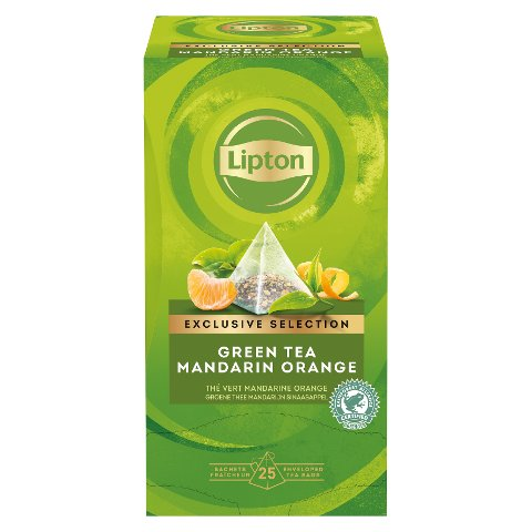 Lipton Mandarin Orange 25 Beutel -