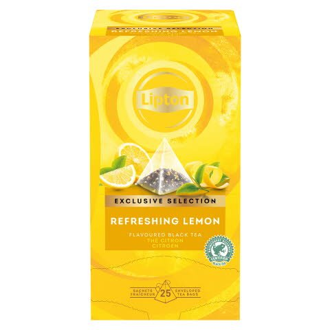 Lipton Refreshing Lemon 25 Beutel