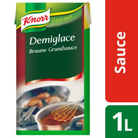 KNORR Demi Glace 6X1L AT -