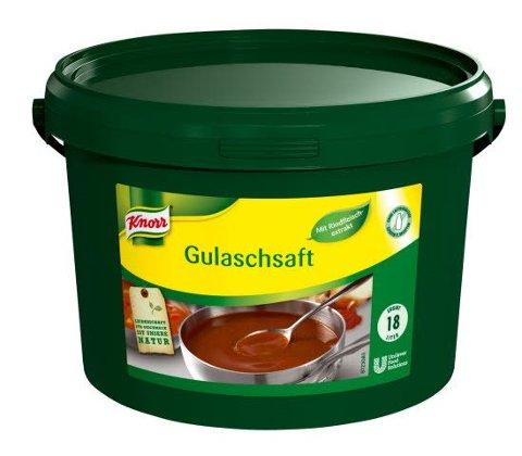 Knorr Gulaschsaft / Basis für Gulasch 2,5 KG -