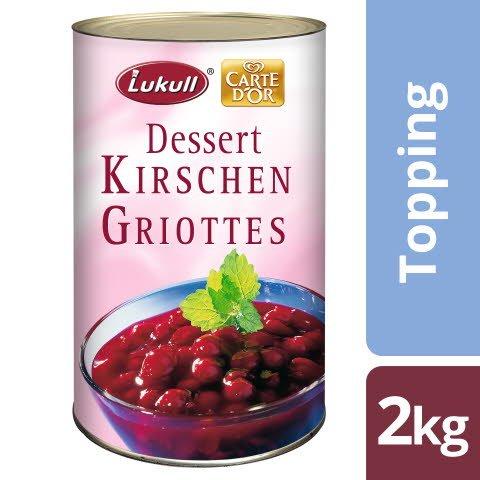 Lukull Dessert Kirschen 2 KG -