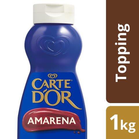 Carte D'or Dessert Topping Amarena 1 KG -