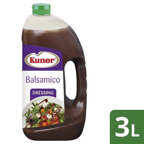 KUNER Balsamico Dressing 3 L -