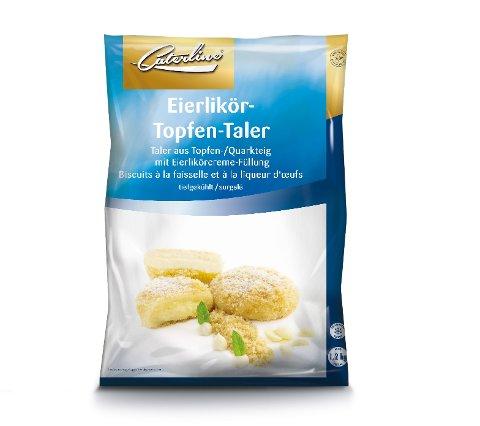 Caterline Eierlikör-Topfen-Taler roh 1,2 KG