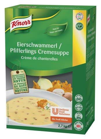 Knorr Eierschwammerl / Pfifferlings Cremesuppe 2,7 KG