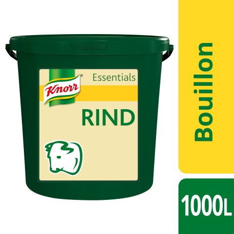 Knorr Essentials Clean Label Beef Bouillon (Rind) 10 kg -