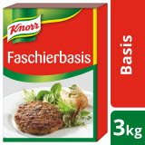 Knorr Faschierbasis 3 KG -