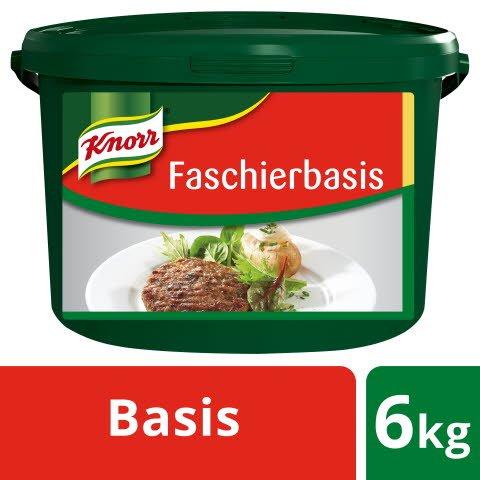Knorr Faschierbasis 6 KG