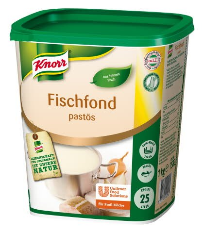 Knorr Fischfond , pastös 1 KG