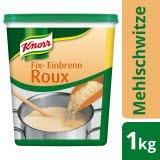 Knorr Fix- Einbrenn Roux 1 KG
