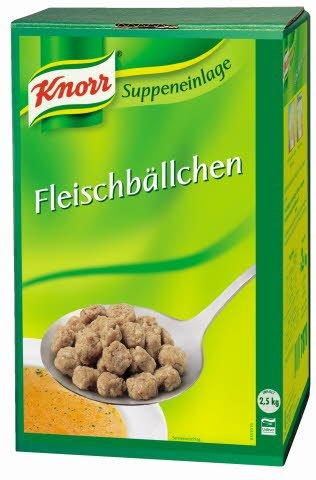 Knorr Fleischbällchen 2,5 KG