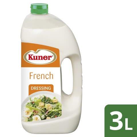 Kuner French Dressing 3 L -