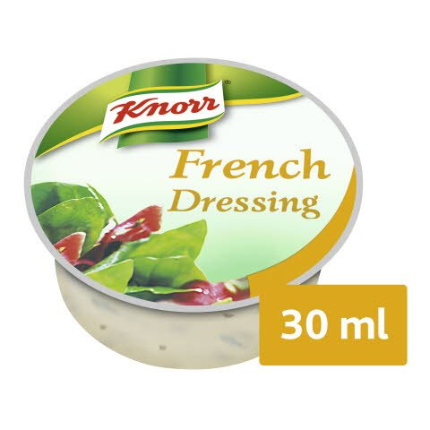 Knorr French Dressing 1,5 L (50 x 30 ml)