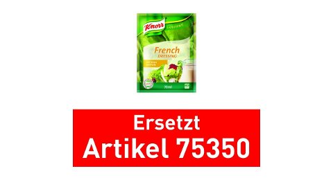 Knorr French Dressing  70 ml -