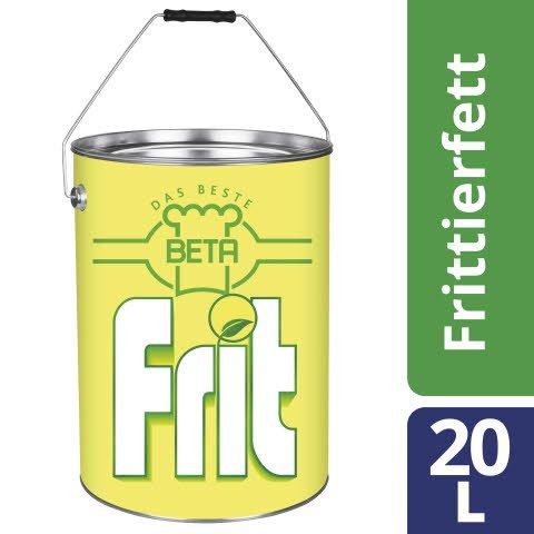 Beta Frit 20L - Beta Frit ist geruchsneutral und besonders lange haltbar.