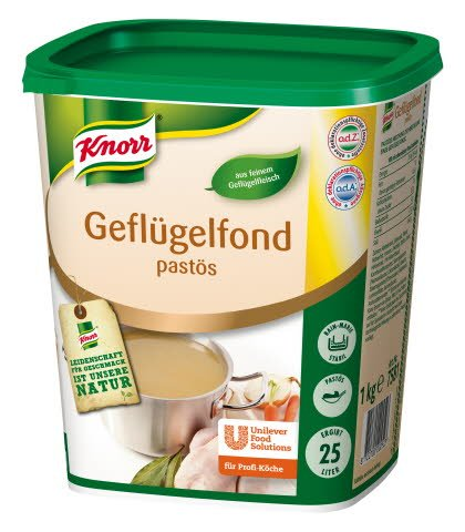 Knorr Geflügelfond, pastös 1 KG
