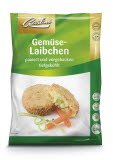Caterline Gemüse-Laibchen 2,5 KG (53 Stk. à ca. 47 g) -
